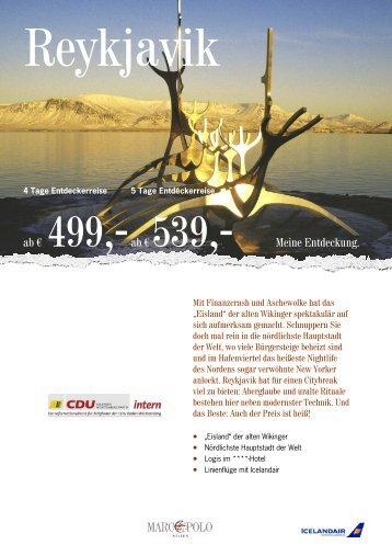 CDU Reykjavik_ZUBUCHER