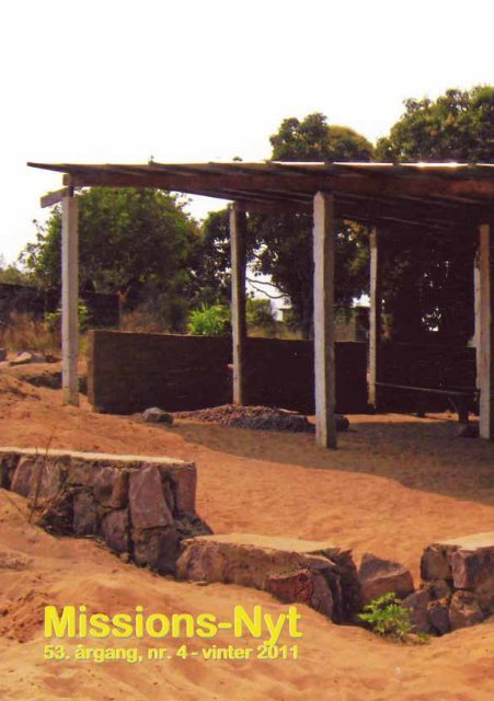 Missions-Nyt nr. 4 - 2011 med billeder - Missionsfonden
