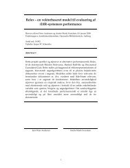 (I)IR-systemers performance - ipoga