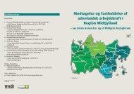Modtagelse og fastholdelse af udenlandsk arbejdskraft i Region ...