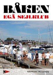 September 2012 · Nr. 4 · 35. årgang - Egå Sejlklub