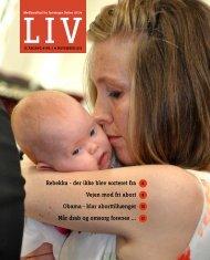 November 2012 - Retten til liv