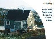Velkommen til Ammassalik området og vores 5 ... - East Greenland