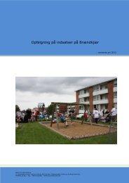Opfølgning på indsatser 2011/januar - ByLivKolding