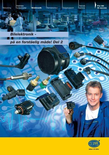 Bilelektronik - på en forståelig måde! Del 2 - Tolerance Data