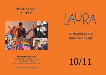 MUSIK SKABER GLÆDE - Musikskolen Laura
