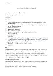 Referat fra d. 4 August 2012 - Dansk Styrkeløft Forbund