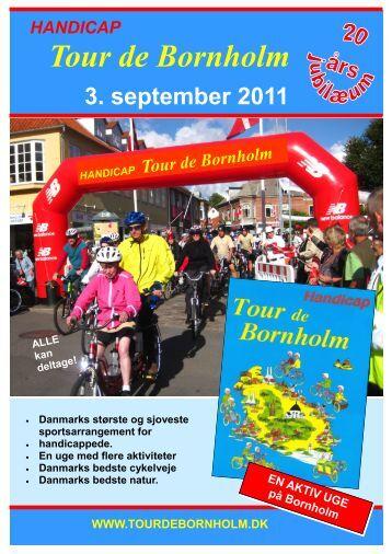 HANDICAP Tour de Bornholm