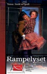 Tidsskriftet Rampelyset, december 2011 - 4 MB - DATS