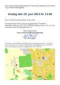 Tankefulds første byggeri er i gang. (Pressemeddelelse FaB 19. juni ... - Page 3