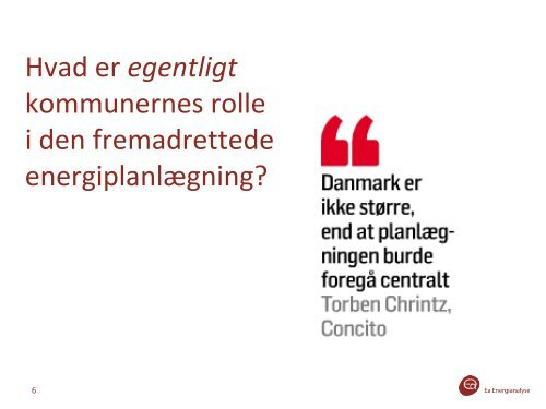 Anders Kofoed, partner Ea Energianlayse A/S