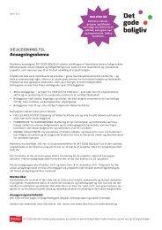 vejledning til Ansøgningsskema - Hyldenet