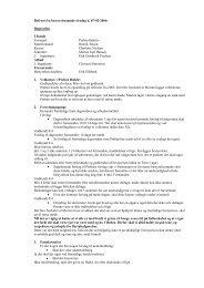 Referat fra Heden-Beboerforenings bestyrelsesmøde 7-2-2006