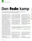 Skal og må arbejdsgiveren blande sig i din sundhed side 6-19 ... - DFL - Page 6