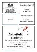 Montebellos Vennekreds - Montebello er et genoptræningshospital ... - Page 2