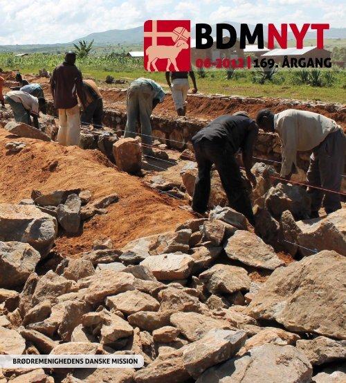 nr. 6/2012 - Brødremenighedens Danske Mission