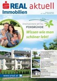 Kärnten und Osttirol (Ausgabe Juli - September 2012) - s REAL