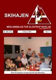 Februar 2003 - Glostrup Skiclubs