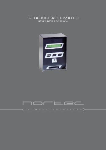 Betalingsautomater Basic - Nortec