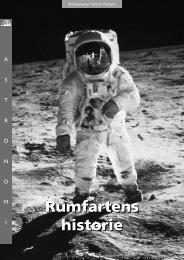 Rumfartens historie Rumfartens historie - Danmarks Tekniske Museum