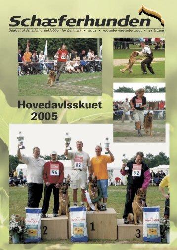 New Title - Schæferhundeklubben for Danmark
