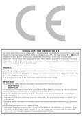 LC-32/42/46DH77E/S Operation-Manual DK - Sharp - Page 2