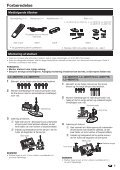 LC-32/42/46DH77E/S Operation-Manual DK - Sharp - Page 7