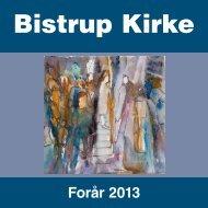 Forår 2013 - Bistrup Kirke