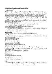 Udkast til tilsynsførendes rapport - Rudolf Steiner-Skolen i Odense
