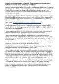 Biskop Kresten Drejergaard opfordrer kirkeministeren til at ligestille ... - Page 2