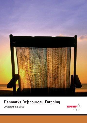 2006 - Danmarks Rejsebureau Forening