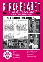 Kirkebladet 2005 nr. 4 - Linå kirke