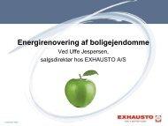 Boligejendomme - Energiforum Danmark