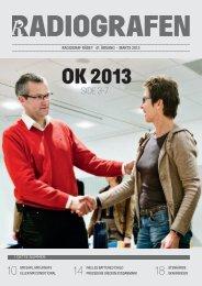 Radiografen 02, marts 2013, årgang 41 - Foreningen af Radiografer ...