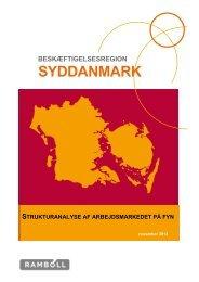 SYDDANMARK - Udvikling Fyn