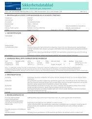 Sikerhetsdatablad LIVOPAN® (PDF 141 KB) - Linde Healthcare