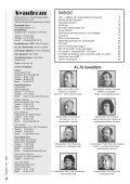 Syndrom Nr 1 - Arbeidsmiljøskaddes landsforening - Page 2