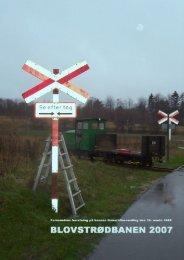 blovstrødbanen 2007