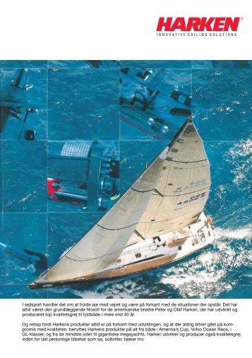 Harken katalog/prisliste 2013 - Columbus Marine