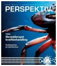 Perspektiv & debat nr. 5 December 2007 Tema - Roche Danmark