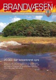 20.000 liter koncentreret syre - Foreningen af Kommunale ...