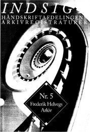 m / Nr. 5 - Det Kongelige Bibliotek