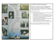 Historielæseplan - Kirke Saaby Skole