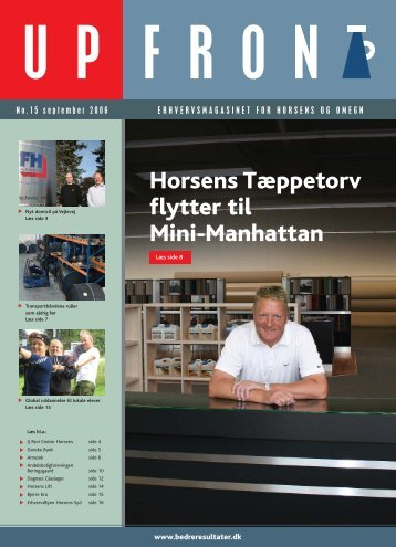 UPFRONT.avis 15 - Upfront Sport & Marketing