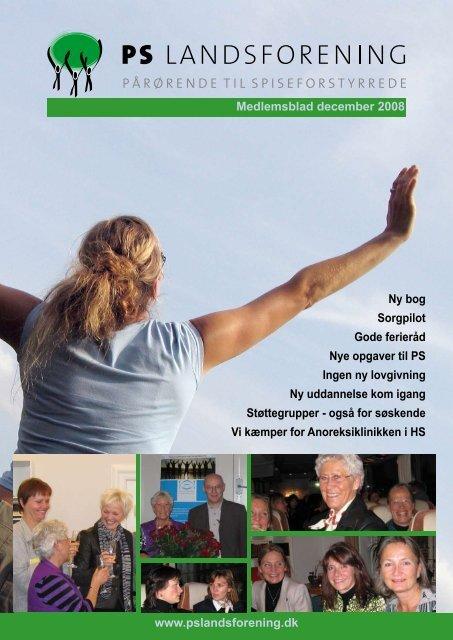 ps landsforenings medlemsblad dec. 2008