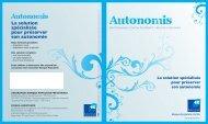 Autonomis - Bred