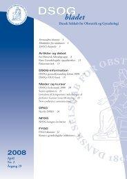 2. april 2008 - DSOG