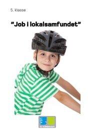 """Job i lokalsamfundet"""" - UU København"""