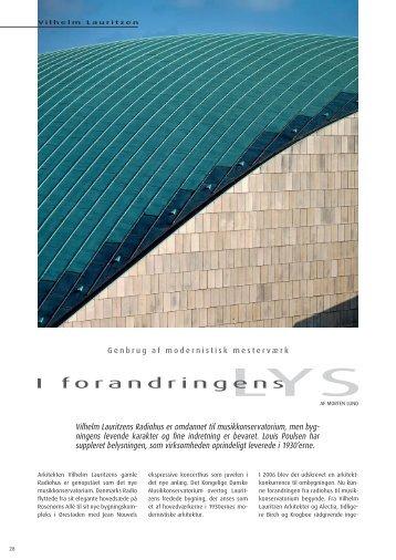 Genbrug af modernistisk mesterværk - Fugmann