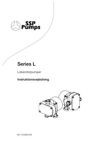 Series L - SSP Pumps